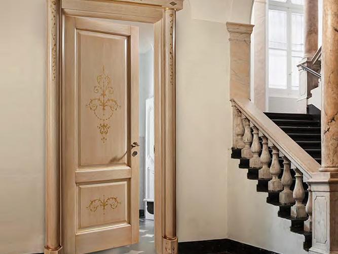 Porte interne classiche edilval edil gi porte e - Porte interne classiche ...
