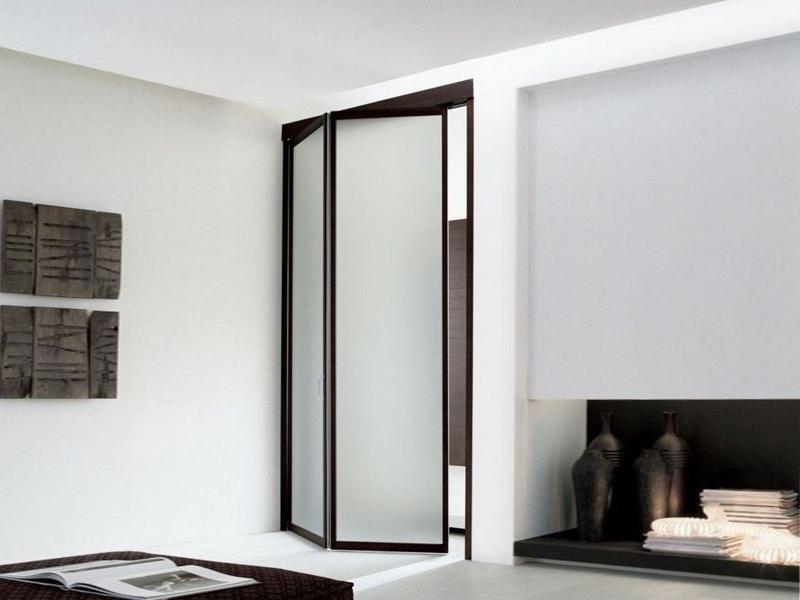 Porte interne moderne a libro edilval edil gi porte e serramenti - Porte interne moderne ...