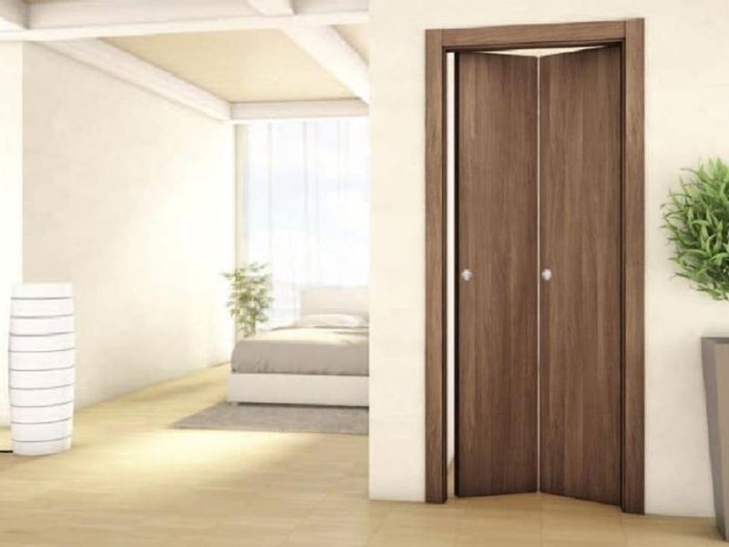 Porte interne classiche a libro edilval edil gi - Porte classiche per interni ...